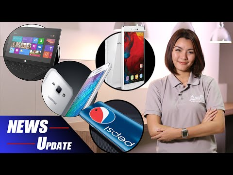 [NEWS] : Microsoft Surface/Samsung Galaxy J2/Pepsi phone/Gionee F103 by SiamPhone (16 ต.ค.58)