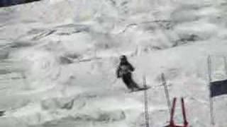 Iceman, B mogul comp. Okemo 2/17/07