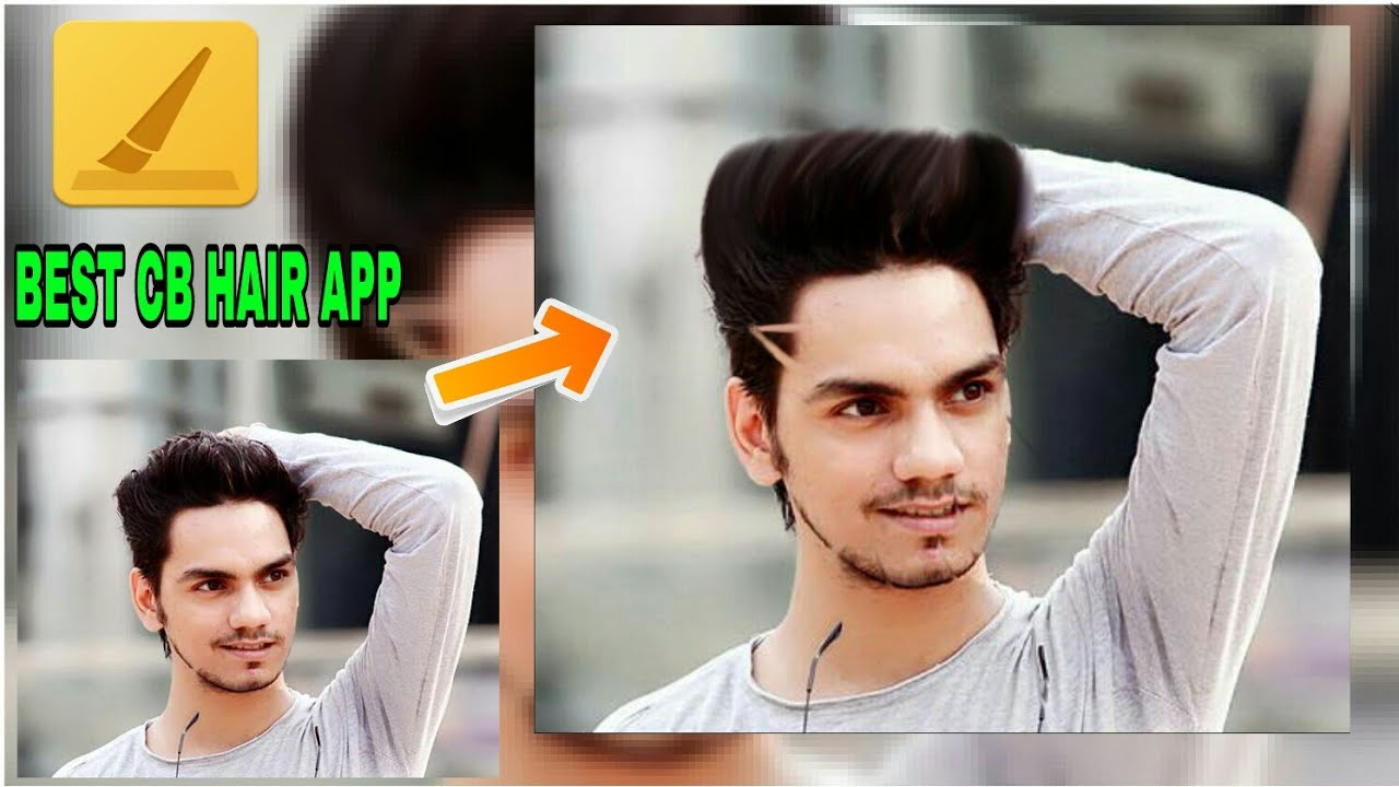 Cb Hair Editing With Ravioli Paint 2best Real Cb Hair Editing App