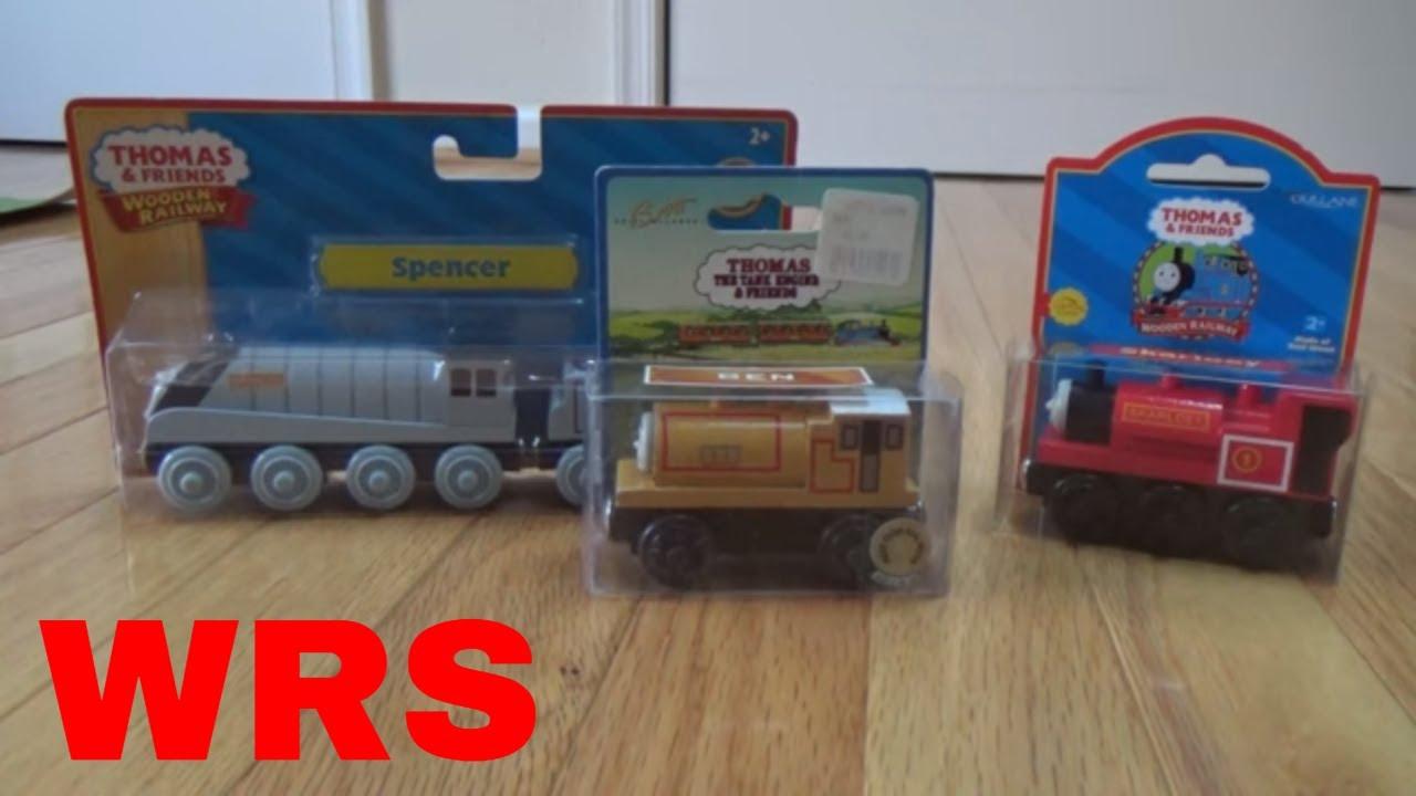 Recent Thomas Wooden Railway eBay Purchases - 12/10/16 ...