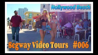 Segway Video Tours  #006 / Hollywood Beach