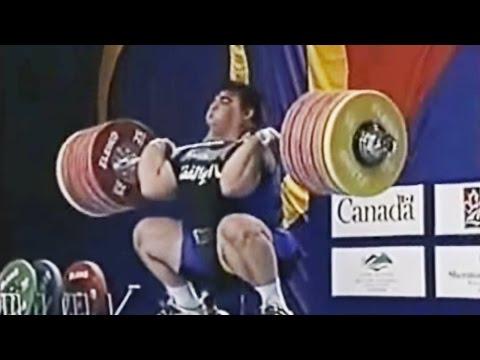 2003 World Weightlifting