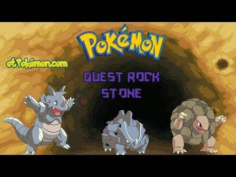 Ot Pokemon Quest Rock Stone