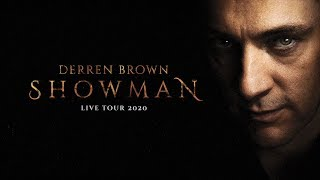 DERREN BROWN: SHOWMAN | LIVE TOUR 2020 ANNOUNCEMENT