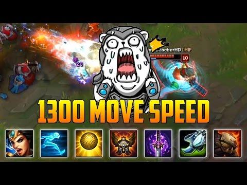 1300 MOVE SPEED VOLIBEAR ENGAGE | LoL Volibear Gameplay Lozo