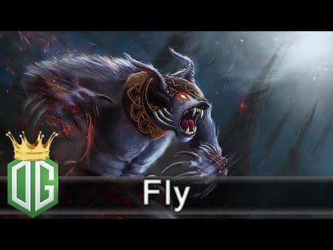 OG.Fly Ursa Gameplay and Moon, Cr1t-  - Ranked Match -  OG Dota 2