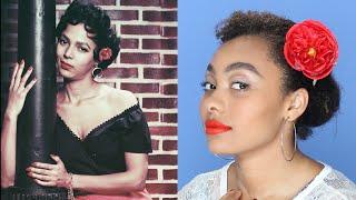Women Transform Into Classic Beauty Icons