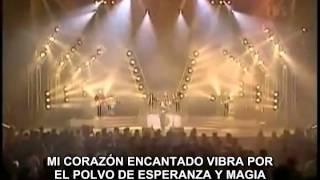 dragon ball gt mi corazon encantado sub español dan dan en vivo