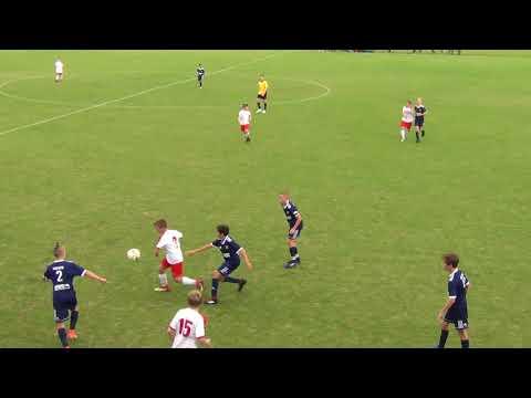 U13 CUP ECU vs Joondalup United 090618 - 2nd half m2ts
