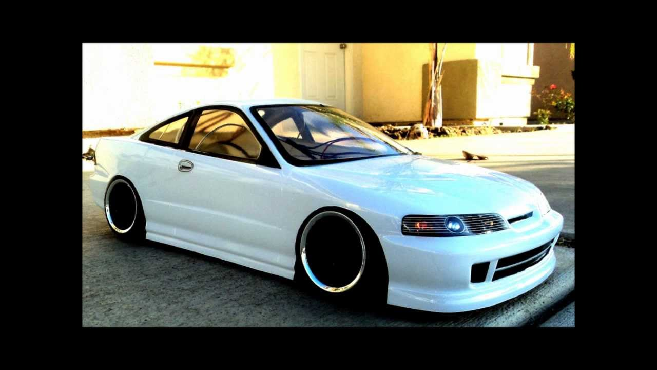 Honda Jdm Rc Cars Meet Civic Slammed Hellaflush Youtube