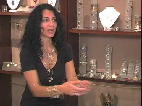 Carolyn Rafaelian from Alex and Ani