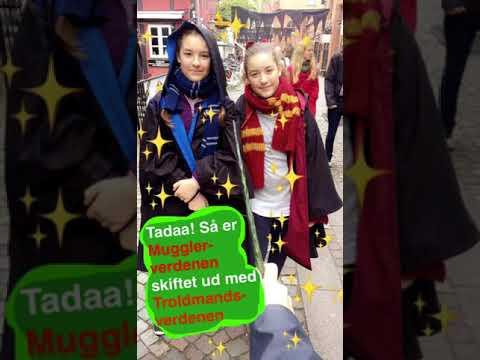 Harry Potter-festival i Odense