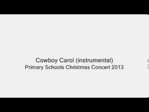Cowboy Carol (instrumental)