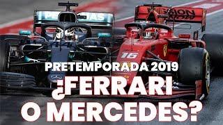 Pretemporada F1 2019 | ¿Ferrari o Mercedes? - Resumen segunda semana
