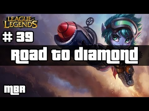 Rocket Girl Tristana Vs Lucian - Ranked #39 - League Of Legends - HD