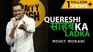 Muslim jokes, Overachiever classmate & One kunal kamra joke   Stand up comedy by Mohit Morani