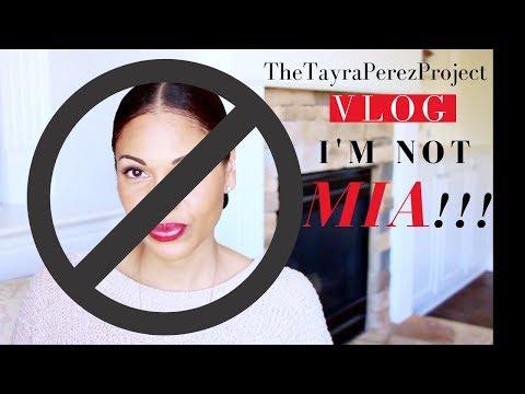 I'm not MIA!!!