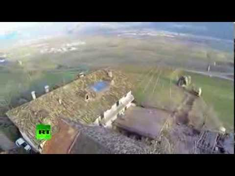 Huge Boulder Smashes Through Barn In Italy YouTube - Huge boulder narrowly missed house in italy