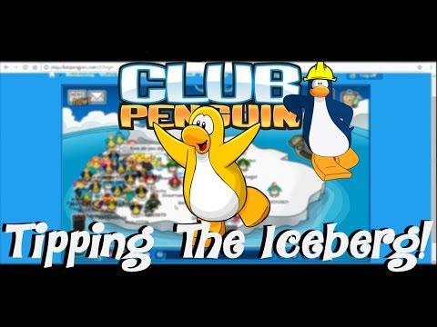 Club Penguin: WE TIPPED THE ICEBERG!!!