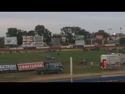 Shane Stewart Qualifying  Terre Haute Action Track