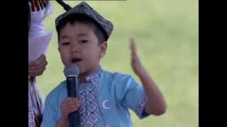 küçük Mücahit sanki Çanakkale ruhunu Doğu Türkistan'a göreve çağırıyordu FULL izle