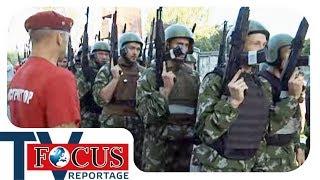 Die brutalste Militär Ausbildung der Welt? Putins Kampf gegen den Terror Teil 1 | Focus TV Reportage