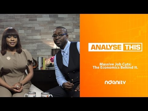 Analyse This - Episode 4 - Massive Job Cuts: The Economics Behind It