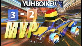 MVP Mode Activate! - Rocket League