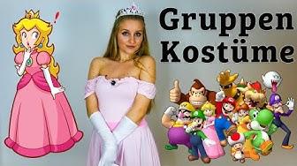 Karneval Kostüme für Paare und Gruppen