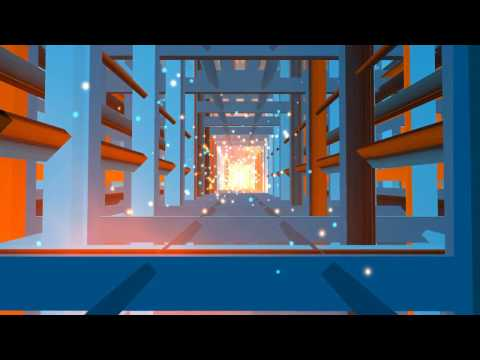 VJ Tunnel {{ Glowing/Hypnotic/Cubic }} Best Motion Backgrounds AA VFX