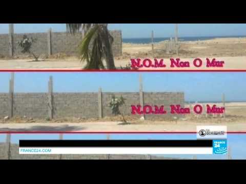 Stranded at an airport in Morocco and a controversial sea wall in Dakar - @Observers