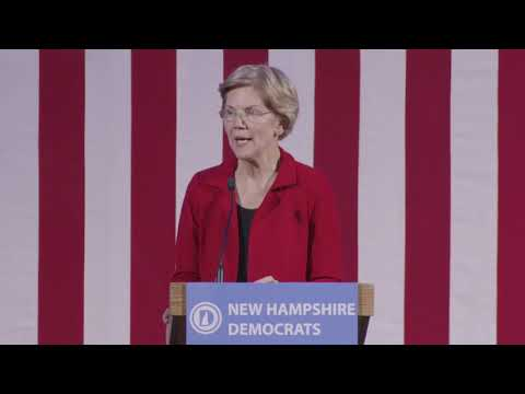 Elizabeth Warren: Why child care is personal to me