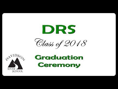 2018 Davidson River School Graduation