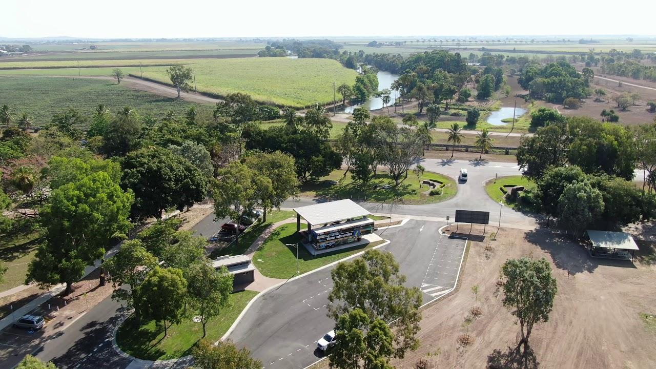 Plantation Park (Ayr, Queensland - Australia) Drone video ...