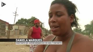 Jardim Gramacho, favela la plus déshéritée de Rio et oubliée des JO