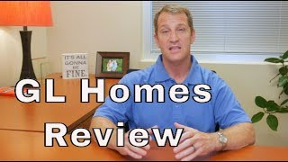 GL Homes Tampa - Honest Review of GL Homes in Tampa FL