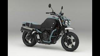 Honda Bulldog 400cc four-stroke | 2018 Honda Unveils Bulldog Concept Motorcycle | MOTO INTRODUCTION