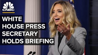 White House Press Sęcretary Kayleigh McEnany holds briefing — 7/31/2020