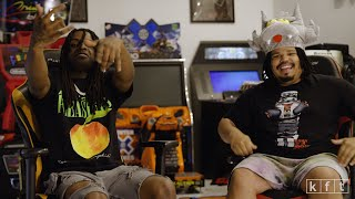 KERWIN FROST TALKS TO CHIEF KEEF (EPISODE 12)