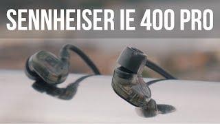 Sennheiser IE 400 PRO | Обзор профессиональных внутриканальных наушников