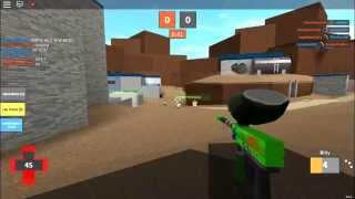 Roblox Mad Paintbal Episode 1: First Approach