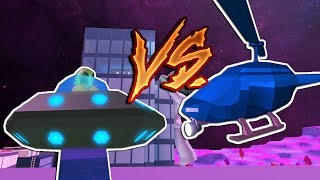 IS THE NEW UFO WORTH IT? *UFO VS HELICOPTER* (Roblox Jailbreak)