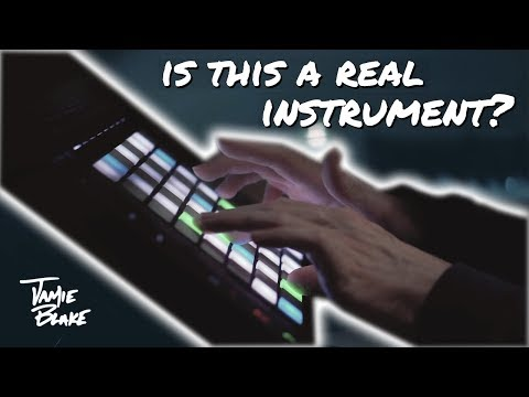 THIS INSTRUMENT WILL BLOW YOUR MIND (Live Improvisation With Ableton Push 2)