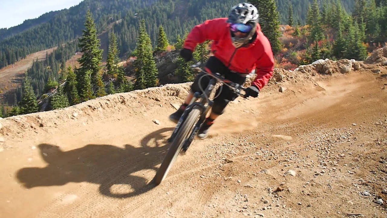 Stevens Pass Mountain Bike Park Leavenworth Wa Youtube