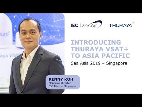 Kenny Koh, Managing Director, IEC Telecom Singapore
