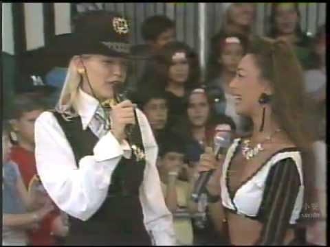 Randy Bush @ Xuxa (Live in Brazil 1995) Elevation