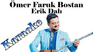 Ömer Faruk Bostan - Erik Dalı - Karaoke  (Uzun Versiyon) Resimi