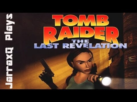 Tomb Raider 4 - The Last Revelation (1999) - Part 1