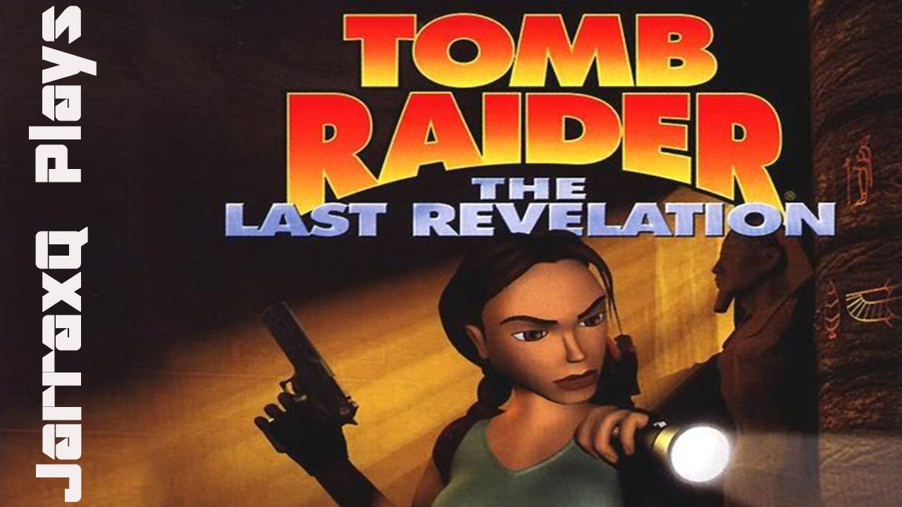 Tomb Raider 4 The Last Revelation 1999 Part 1 Youtube