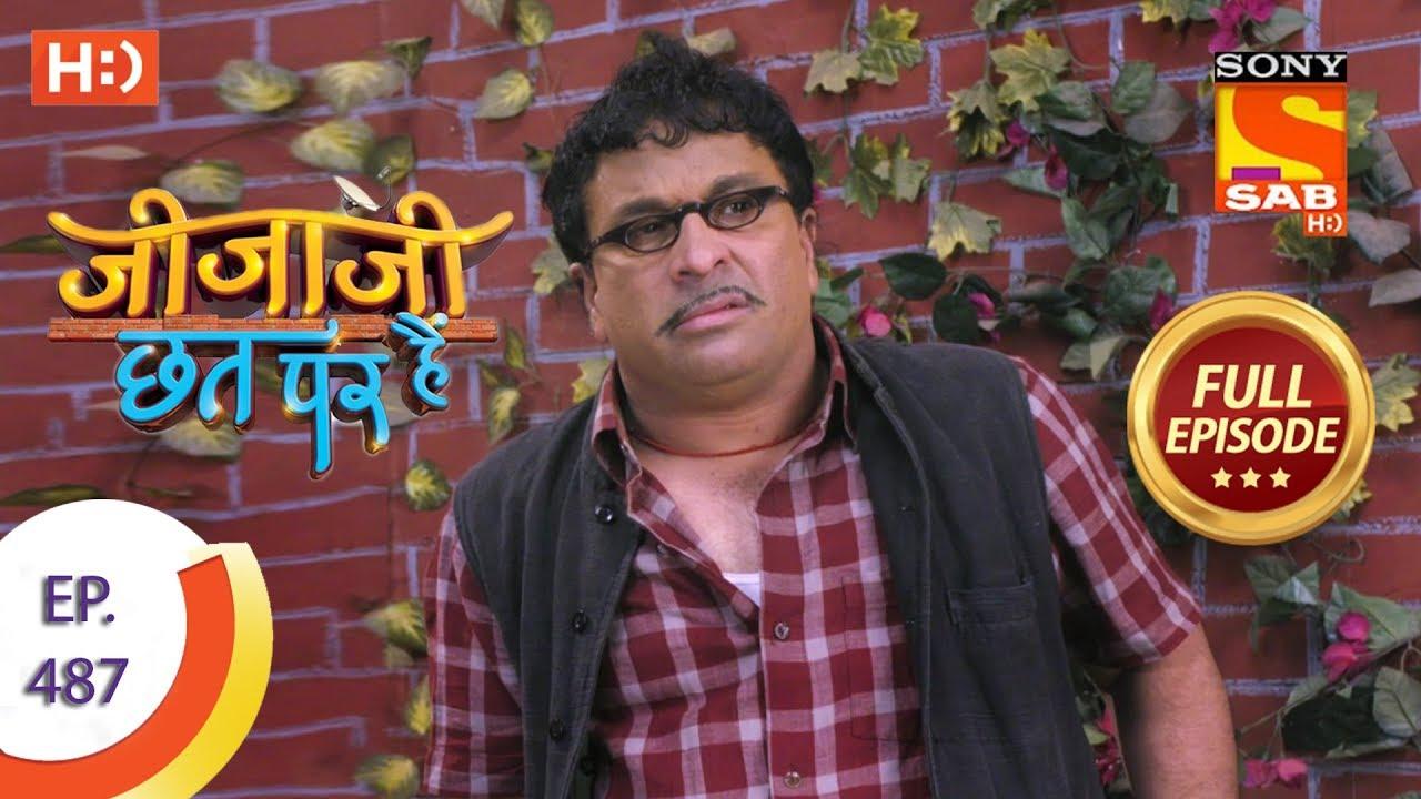 Download Jijaji Chhat Per Hai - Ep 487 - Full Episode - 22nd November, 2019